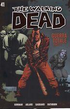 THE WALKING DEAD VOLUME 41 EDIZIONE SALDAPRESS/GAZZETTA DELLO SPORT