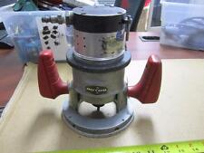 DOTCO 1074318A US MADE INDUSTRIAL PNEUMATIC FIXED BASE ROUTER 18,000 RPM