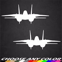 "2-6/""x2/"" USAF V-22 Osprey Sides Aircraft Decals Graphics Window Airplane"