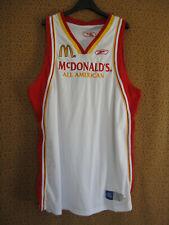Maillot Basket McDonald's All American Team Vintage Reebok homme jersey - L