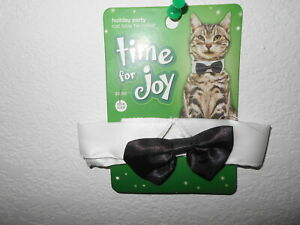 Holiday Bow Tie for Cats