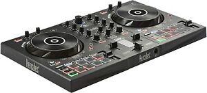 Mischpulte Hercules DJ Control Inpulse 300 DJ-Regler Mixer Equipment schwarz