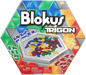Blokus Trigon Board Game Strategy Triangles Geometric Ages 7-15 Brand New