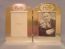 Things Remembered 25 Years Ago Anniversary Silver Tone 5x7 Picture Photo Frame