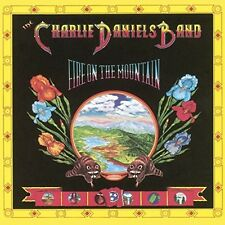 Fire On The Mountain - Charlie Daniels (2016, CD NUOVO)