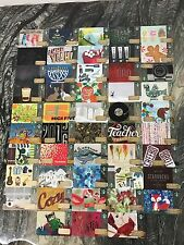 STARBUCKS Limited Edition CHRISTMAS 2015 total of 48 GIFT CARD SET