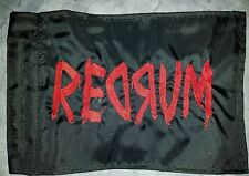 Custom REDRUM  Flag for ATV UTV Bike Jeep Dune Safety Flag Whip Pole