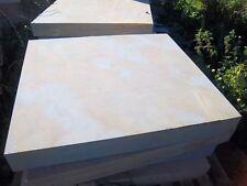 Sandstone yorkstone paving slabs