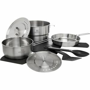 Stanley Even-Heat Camp Pro Cook Set