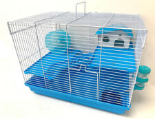 3-Levels Hamster Habitat Critters Home House Cage Rodent Gerbil Mouse Mice