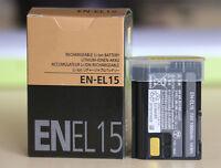 New EN-EL15  Rechargeable Battery For Nikon D600 D610 D800 D810 D7000 D750 MH-25