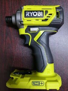 Brand New RYOBI GENUINE 18V ONE+ Brushless Impact Driver with bit P239