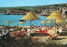 Alte Postkarte - Russalka - Der Strand