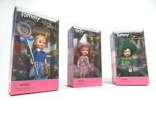Barbie Wizard of Oz Munchkin Tommy Mayor Tommy Lollipop Kelly Lullaby Lot 3