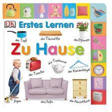 Erstes Lernen Zu Hause (2013, Gebundene Ausgabe) ab 12 Monaten Bilderbuch!!