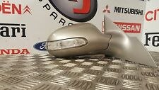 MERCEDES CLK W209 O/S RIGHT WING MIRROR POWERFOLD 2003-2009 IN SILVER C723
