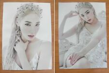 TIFFANY YOUNG - Lips On Lips [OFFICIAL] (2 SIDED) POSTER K-POP *NEW* SNSD
