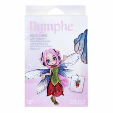 SIBEL Kids PARRUCCHIERI TAGLIO Abito CAPE Nymphe Fairy Dress Up Design