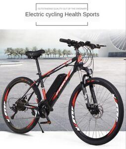 "Frike 🤩 Electric Mountain Bike E-Bike🤩 40km/h 🥳 26"" Wheel 🥳 Cheap E-Bike"