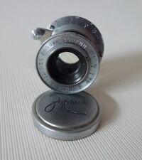 Industar-22 Zorki 1948 50mm f/3.5 Leitz Elmar Soviet Copy Lens M39 Zorki Leica