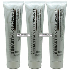 "Sebastian Cellophanes ESPRESSO BROWN 300 mL / 10.1 Fl Oz ""Pack of 3"""