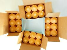 Partylites Set 4 Sets Of 6 Mango Tangarine #Vo6154