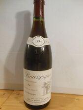 Bourgogne Rouge 1994 Marius Delarche - Bouteille De Vin