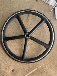 Aerospoke Rear Wheel In Raw Carbon