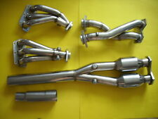 Audi A3 3,2L  Stainlees Steel Header+200 Cellen Racing Catalik New Made Germany.