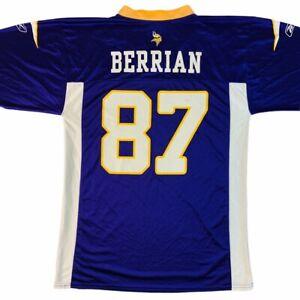 y2k vintage Reebok Bernard Berrian Minnesota Vikings jersey Medium