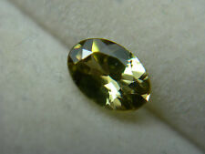 YELLOW TANZANITE zoisite VERY RARE gem FANCY Golden COLOR gemstone oval