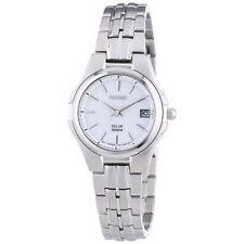 Seiko Solar Adult Analogue Wristwatches