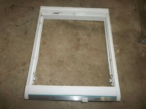 AMANA REFRIGERATOR DRAWER FRAME 10485901  FROM MODEL  BX22A2W