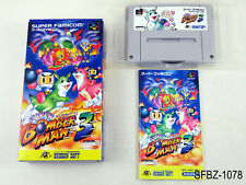 Complete Super Bomberman 3 Super Famicom Japanese Import JP SFC Japan US Seller