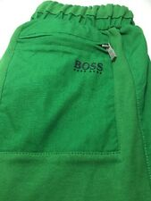 Hugo Boss Harlow Men's Green Cotton Jogging Track Pants Size S  $185