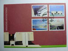 LOT 15201 TIMBRES STAMP ENVELOPPE ARCHITECTURE MODERNE PORTUGAL ANNÉE 1991