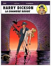 Harry Dickson Tome 12 la Chambre Rouge | Dargaud