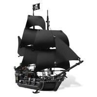 Lego ☆ Compatible 804pcs ☆ LA PERLA NERA - Pirati dei Caraibi ►NEW◄ PERFECT