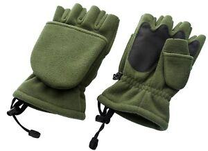 Trakker Polar Foldback Gloves *PAY 1 POST*