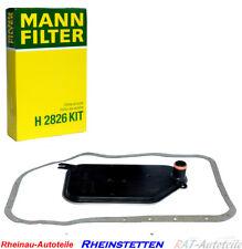 MANN Hydraulikfilter satz Getriebefilter AUDI VW SKODA Getriebeautomatik 5 Gang