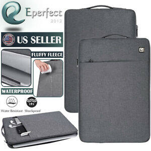 """Laptop Sleeve Case Carry Bag Cover For 2020 MacBook Air Pro 13"""" M1 A2337 A2338"""