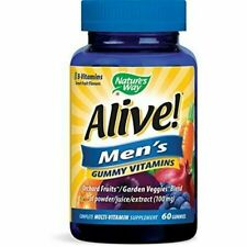 2x Alive Premium Formula for Men's Chewables