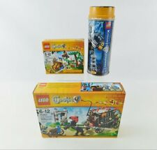 Lego Factory Sealed Castle Sets 70401 & 70400 W/ Knights Kingdom 8705