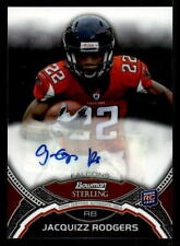 2011 Bowman Sterling #BSAJR Jacquizz Rodgers Rookie Auto (ref 10385)