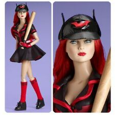 """DC STARS BOMBSHELL BATWOMAN 16"""" TONNER DOLL NEVER REMOVED FROM BOX"""