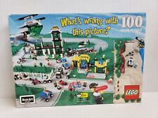 RoseArt Lego What's Wrong With This Picture 100 Piece Puzzle 1999