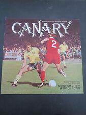 Norwich V  Ipswich    1978/9