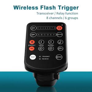 Aodelan Wireless Flash Trigger For Profoto A1 B2 B10 Replace Profoto Air Remote