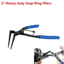 Car Snap Ring Tool Jaw Extra Long C Clip Circlip 90 Degree Bent Long Nose Plier