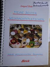 Backbuch Meine Besten Weihnachtsplätzchen  Bettina Bräu Stiftung 100 %  Stiftung